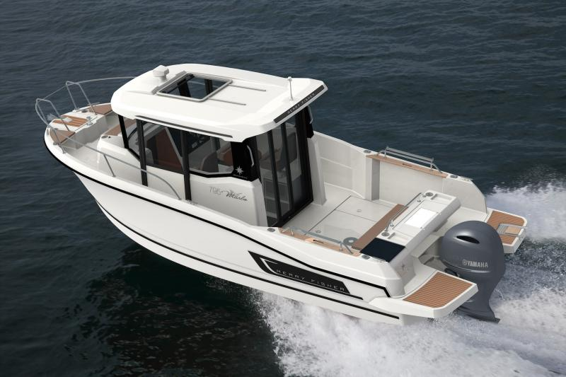 Merry Fisher 795 Marlin Vistas del exterior 2