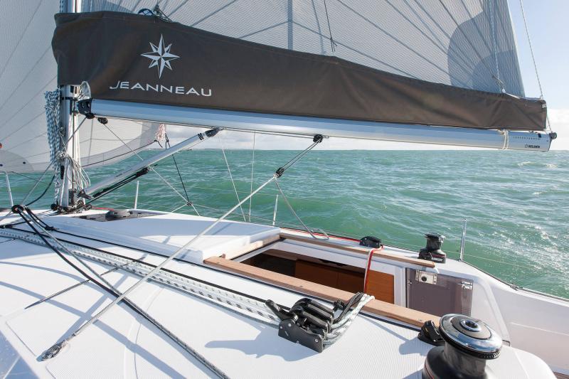 Sun Odyssey 349 │ Sun Odyssey of 10m │ Boat Sailboat Jeanneau  19156
