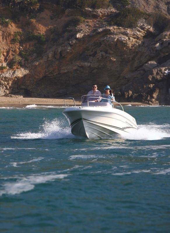 Cap Camarat 5.1 CC │ Cap Camarat Center Console of 5m │ Boat powerboat Jeanneau  10941