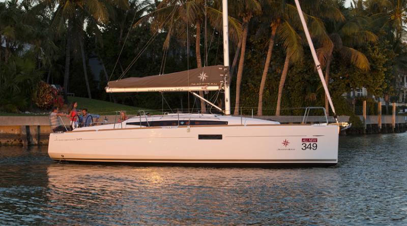 Sun Odyssey 349 │ Sun Odyssey of 10m │ Boat Sailboat Jeanneau boat photos 934