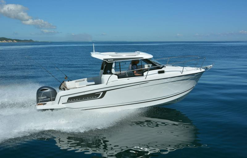 Merry Fisher 695 Série 2 │ Merry Fisher of 7m │ Boat powerboat Jeanneau  20744