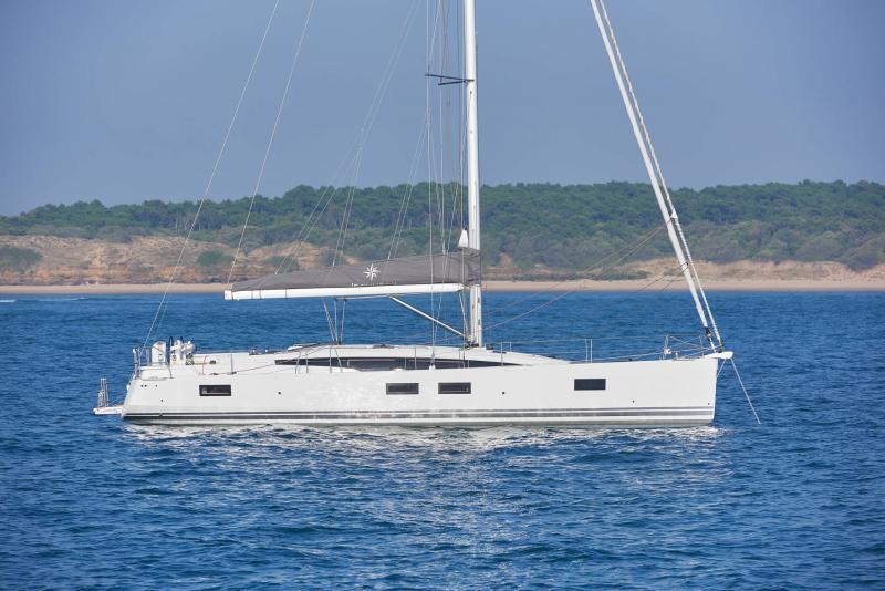 Jeanneau Yachts 51 │ Jeanneau Yachts de 15m │ Bateaux Voiliers Jeanneau  17421
