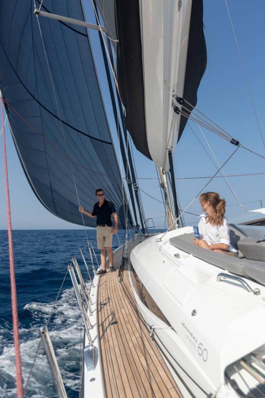 Jeanneau Yachts 60 │ Jeanneau Yachts of 18m │ Boat Barche a vela Jeanneau  23395