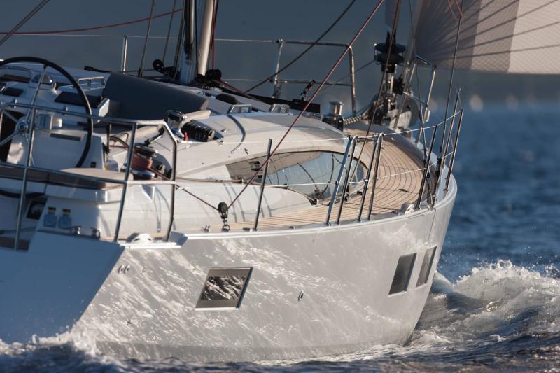 Jeanneau Yachts 51 │ Jeanneau Yachts de 15m │ Bateaux Voiliers Jeanneau 1-Navigation 17366