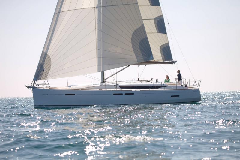 Sun Odyssey 449 │ Sun Odyssey of 14m │ Boat Sailboat Jeanneau  19507