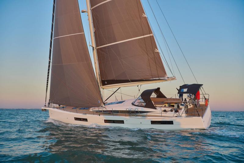 Jeanneau Yachts 60 │ Jeanneau Yachts of 18m │ Boat Veleros Jeanneau 1-Navigation 22524