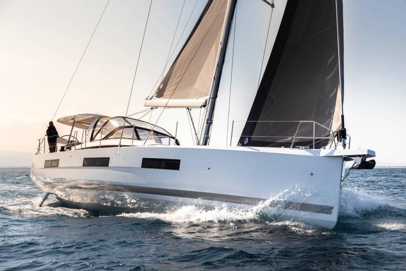 Jeanneau Yachts 60 │ Jeanneau Yachts of 18m │ Boat Sailboat Jeanneau  22810