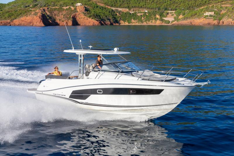 Cap Camarat 10.5 WA série2 │ Cap Camarat Walk Around of 10m │ Boat powerboat Jeanneau  22002