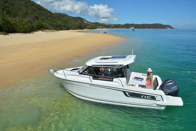 NC 695 Series 2 │ NC Weekender of 7m │ Boat powerboat Jeanneau  21021