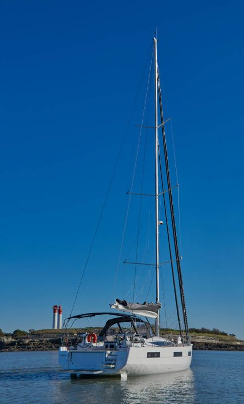 Jeanneau Yachts 60 │ Jeanneau Yachts of 18m │ Boat Sailboat Jeanneau 2-Anchoring 22545