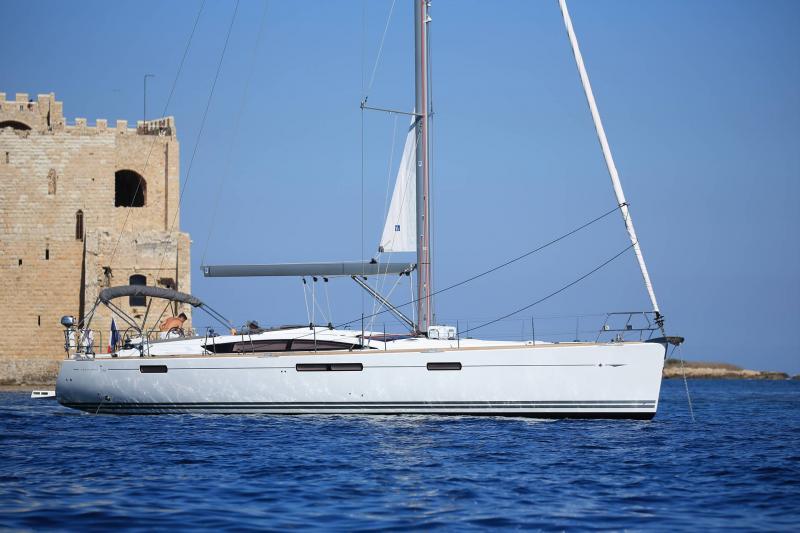 Jeanneau 58 │ Jeanneau Yachts of 18m │ Boat Sailboat Jeanneau  17524