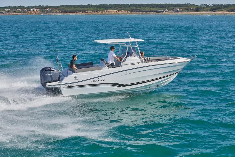 Leader 7.5 CC Series 3 │ Leader CC of 7m │ Boat powerboat Jeanneau  23219