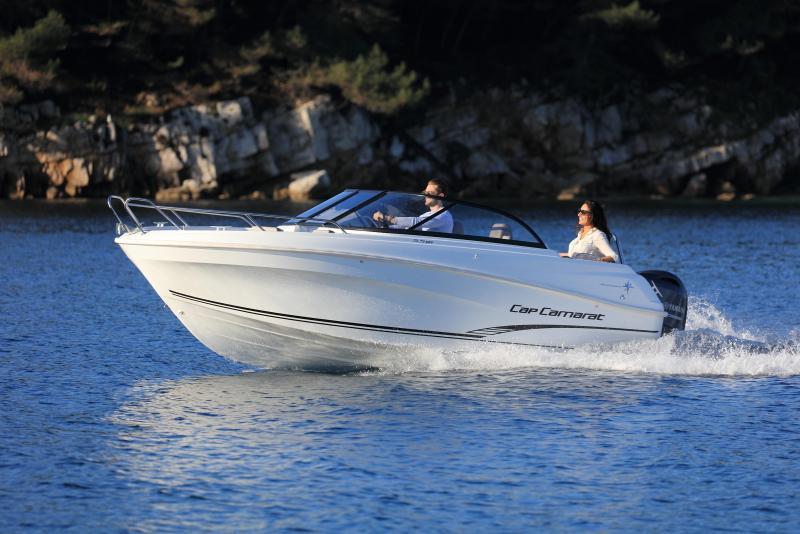CAP CAMARAT 5.5 BR │ Cap Camarat Bow Rider of 5m │ Boat powerboat Jeanneau CAP CAMARAT 5.5 BR 4811