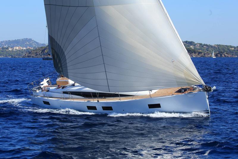 Jeanneau Yachts 51 │ Jeanneau Yachts de 15m │ Bateaux Voiliers Jeanneau  17373