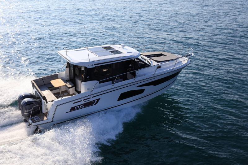 NC 1095 │ NC Weekender of 10m │ Boat powerboat Jeanneau  18876