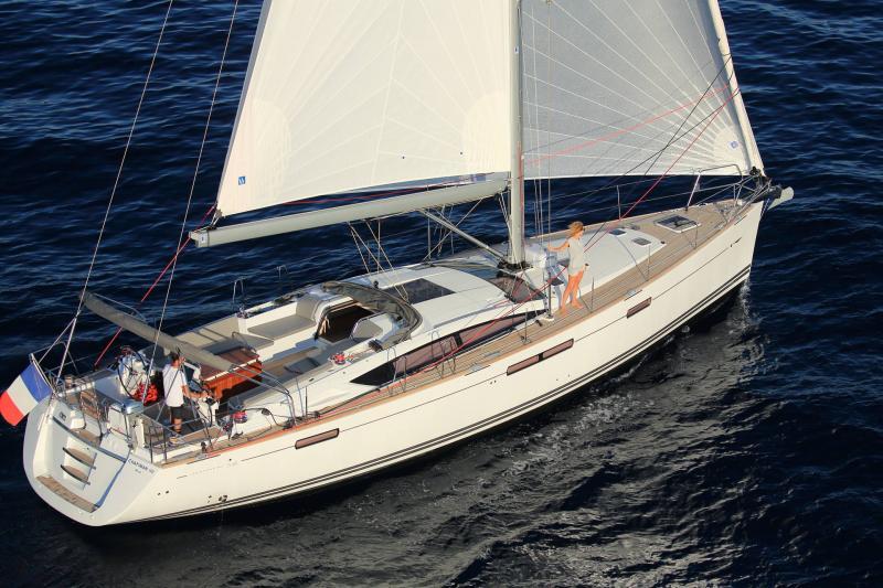 Jeanneau 58 │ Jeanneau Yachts of 18m │ Boat Sailboat Jeanneau  17525