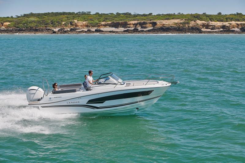 Leader 7.5 Series 3 │ Leader of 7m │ Boat powerboat Jeanneau  23187