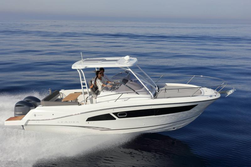 Leader 9.0 │ Leader WA of 9m │ Boat powerboat Jeanneau  18849