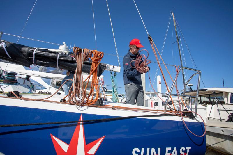 Sun Fast 3300 │ Sun Fast of 10m │ Boat Sailboat Jeanneau  20598