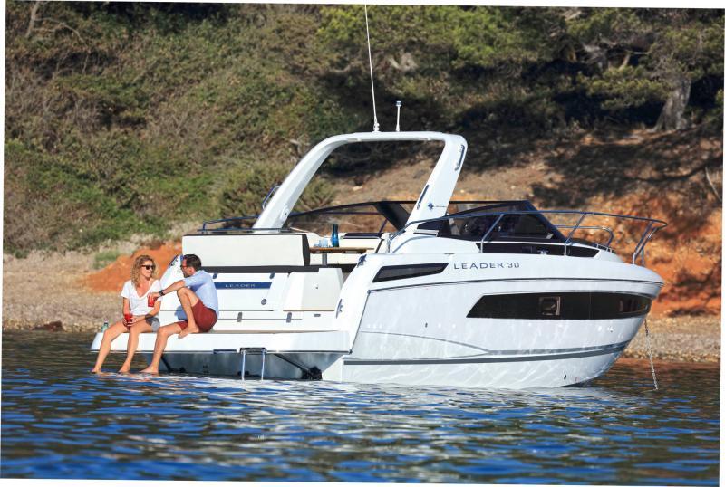 Leader 30 │ Leader of 9m │ Boat Inboard Jeanneau  18203