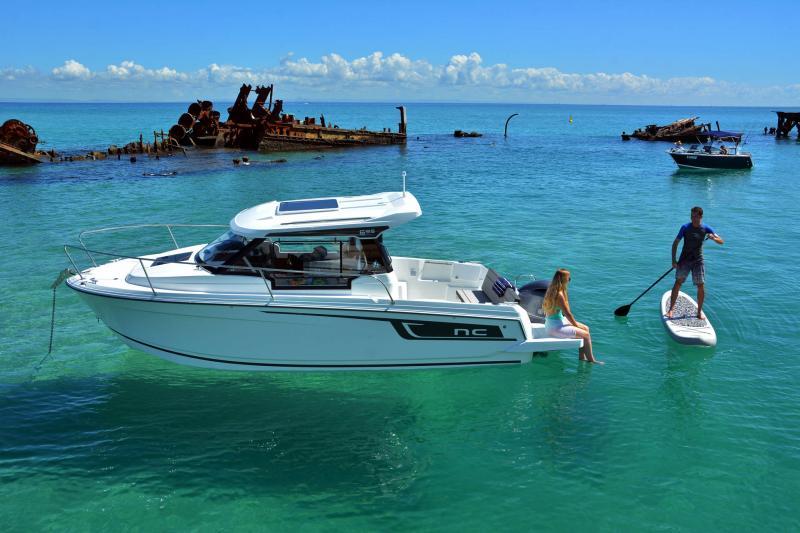 NC 695 Series 2 │ NC Weekender of 7m │ Boat powerboat Jeanneau  21028