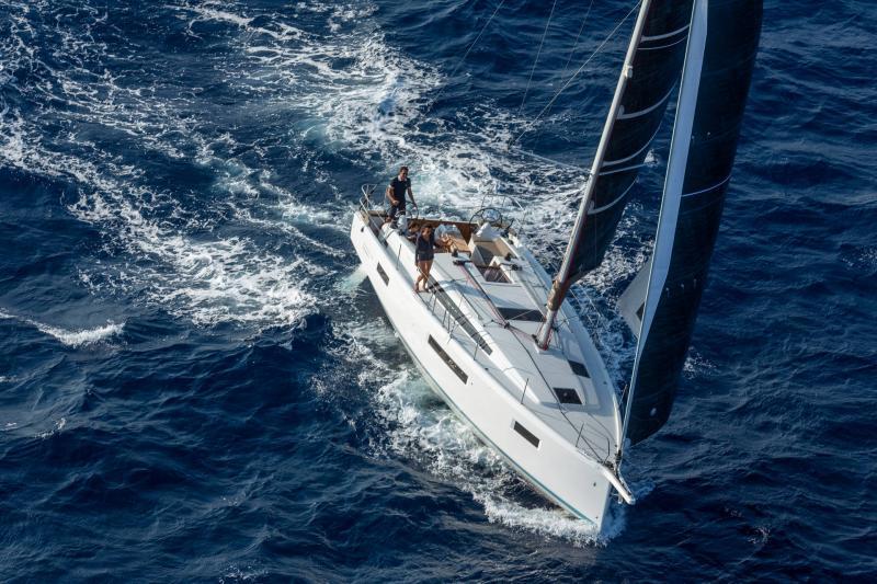 Sun Odyssey 410 │ Sun Odyssey of 12m │ Boat Barche a vela Jeanneau  19223