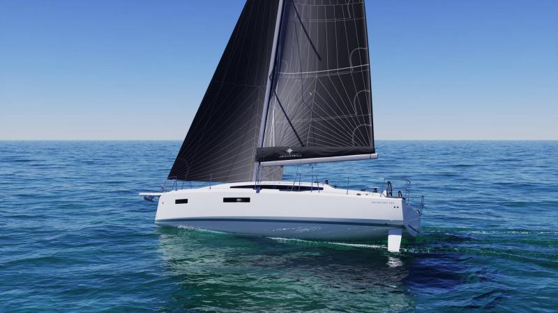 Sun Odyssey 380 │ Sun Odyssey of 11m │ Boat Sailboat Jeanneau  22968