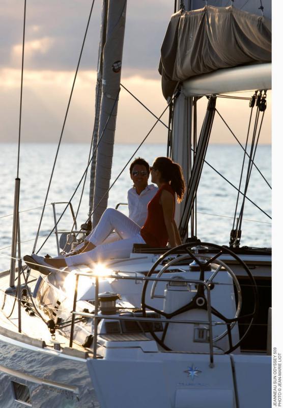 Sun Odyssey 519 │ Sun Odyssey of 16m │ Boat Segelboote Jeanneau  19790