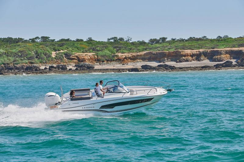 Leader 7.5 Series 3 │ Leader of 7m │ Boat powerboat Jeanneau  23186