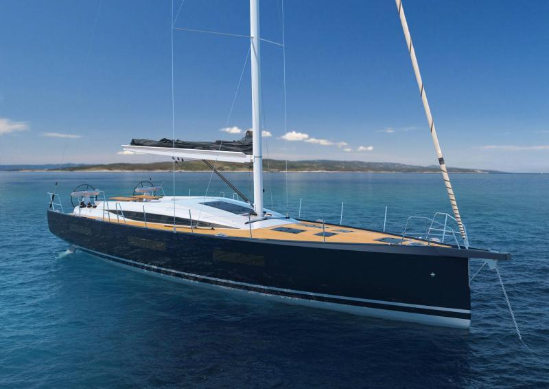 Jeanneau Yachts 60 │ Jeanneau Yachts of 18m │ Boat Sailboat Jeanneau  20847