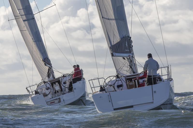 Sun Odyssey 349 │ Sun Odyssey of 10m │ Boat Veleros Jeanneau barco Sun-Odyssey-349 946