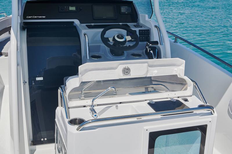 Leader 7.5 CC Series 3 │ Leader CC of 7m │ Boat powerboat Jeanneau  23085