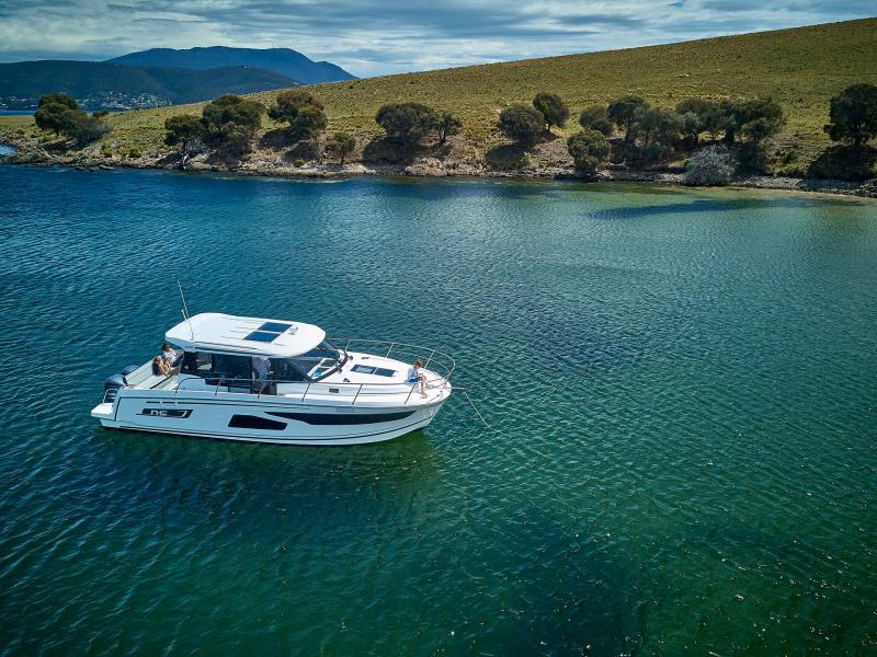 NC 1095 │ NC Weekender of 10m │ Boat powerboat Jeanneau  18863