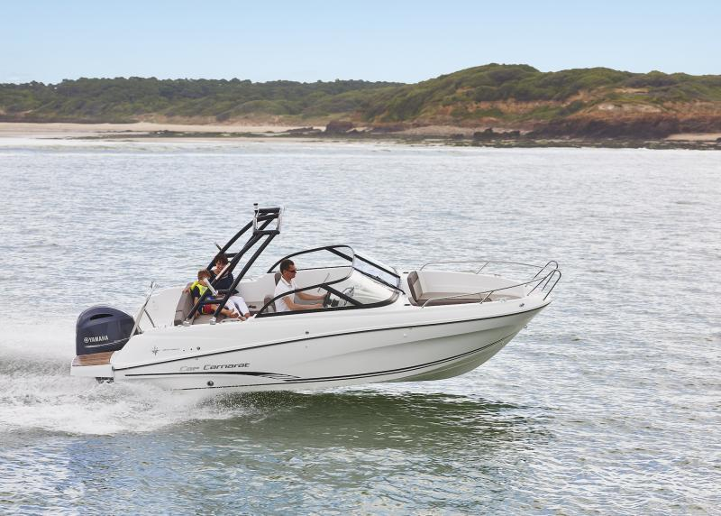 CAP CAMARAT 6.5 BR │ Cap Camarat Bow Rider of 6m │ Boat Outboard Jeanneau CAP CAMARAT 6.5 BR 3031
