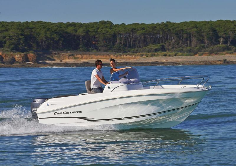 Cap Camarat 5.5 CC │ Cap Camarat Center Console of 5m │ Boat powerboat Jeanneau  10964