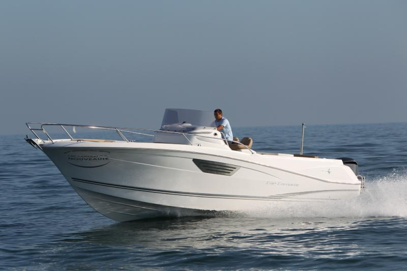 Cap Camarat 8.5 CC │ Cap Camarat Center Console of 8m │ Boat Outboard Jeanneau boat Cap_Camarat_CC-8.5CC 389