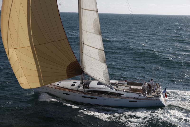Jeanneau 57 │ Jeanneau Yachts of 18m │ Boat Sailboat Jeanneau boat jeanneau_yacht-jeanneau-57 593