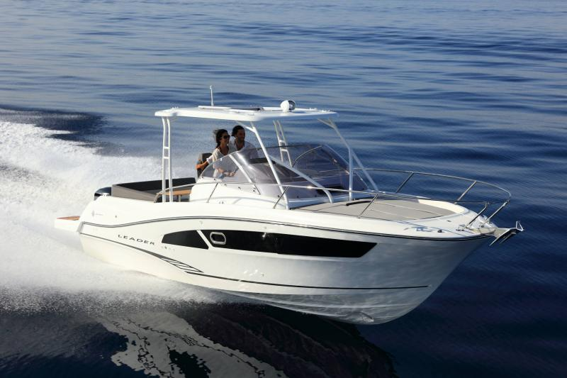 Leader 9.0 │ Leader WA of 9m │ Boat powerboat Jeanneau  18847