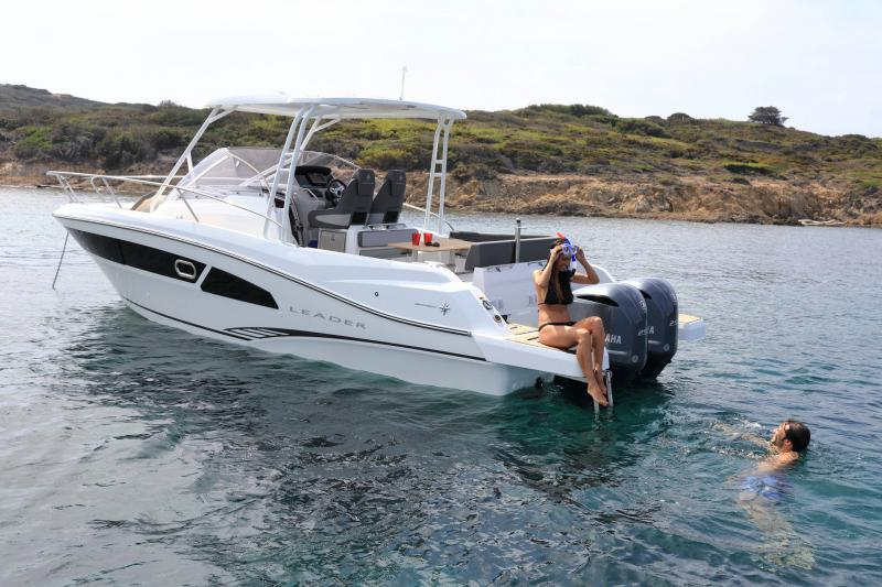 Leader 9.0 │ Leader WA of 9m │ Boat powerboat Jeanneau  18850