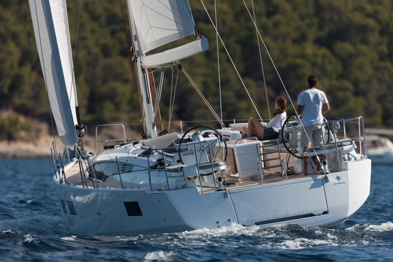 Jeanneau Yachts 51 │ Jeanneau Yachts de 15m │ Bateaux Voiliers Jeanneau 1-Navigation 17365