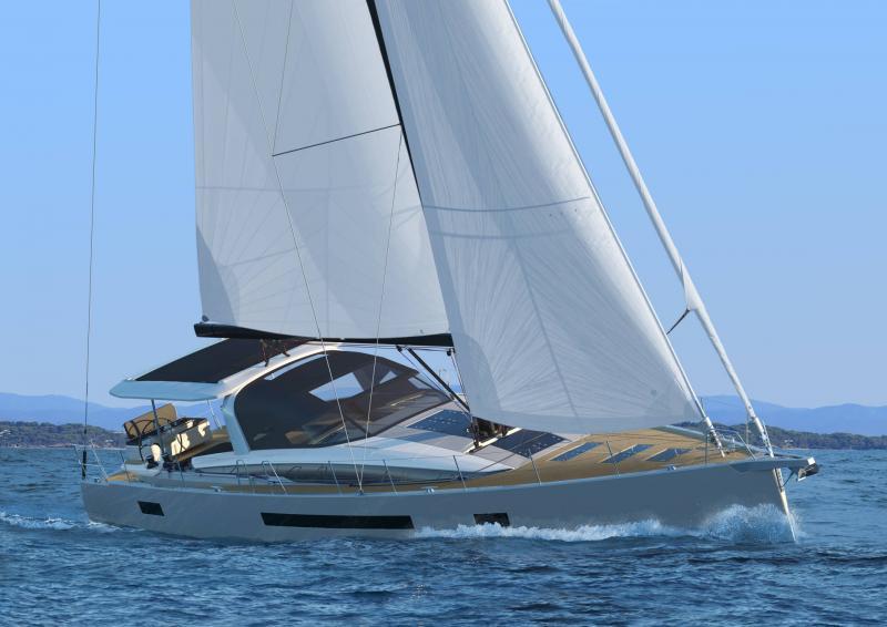 Jeanneau Yachts 65 │ Jeanneau Yachts of 21m │ Boat Sailboat Jeanneau  22942