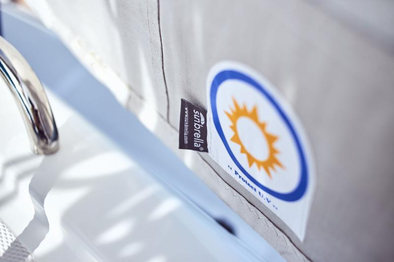 Sun Odyssey 319 Vistas del exterior 20