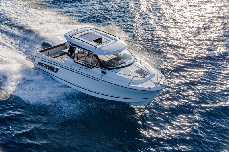 NC 795 Series 2 │ NC Weekender of 8m │ Boat powerboat Jeanneau  21942