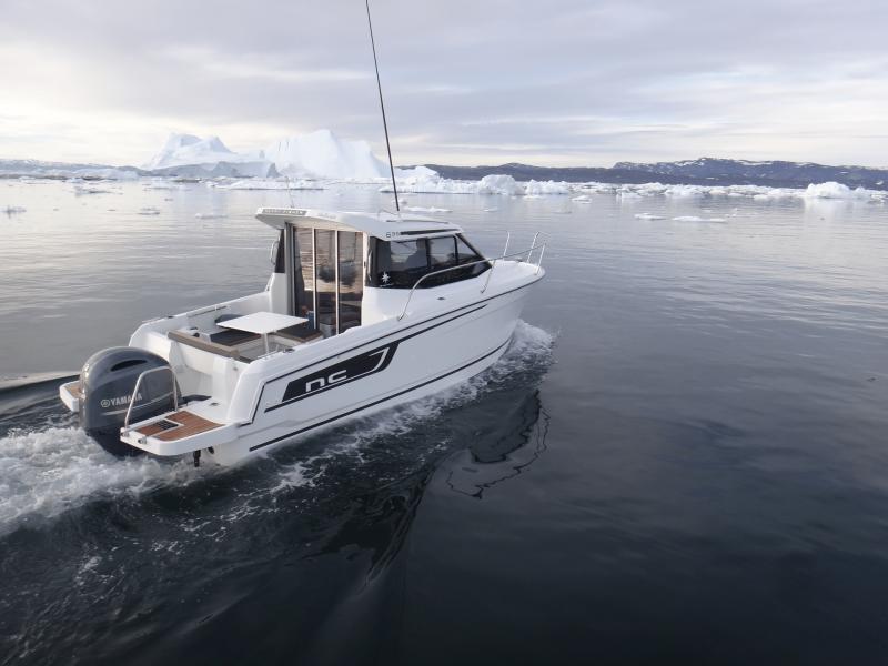NC 695 Series 2 │ NC Weekender of 7m │ Boat powerboat Jeanneau  18914