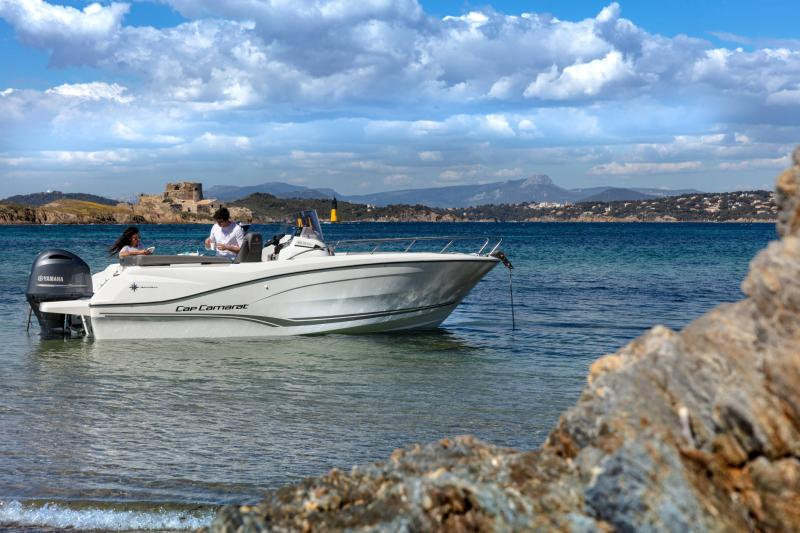Cap Camarat 6.5 CC série3 │ Cap Camarat Center Console of 7m │ Boat powerboat Jeanneau  17156