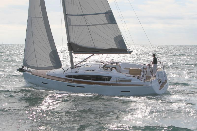 Sun Odyssey 41 DS │ Sun Odyssey DS of 12m │ Boat Sailboat Jeanneau boat Sun-Odyssey-DS-41DS 513