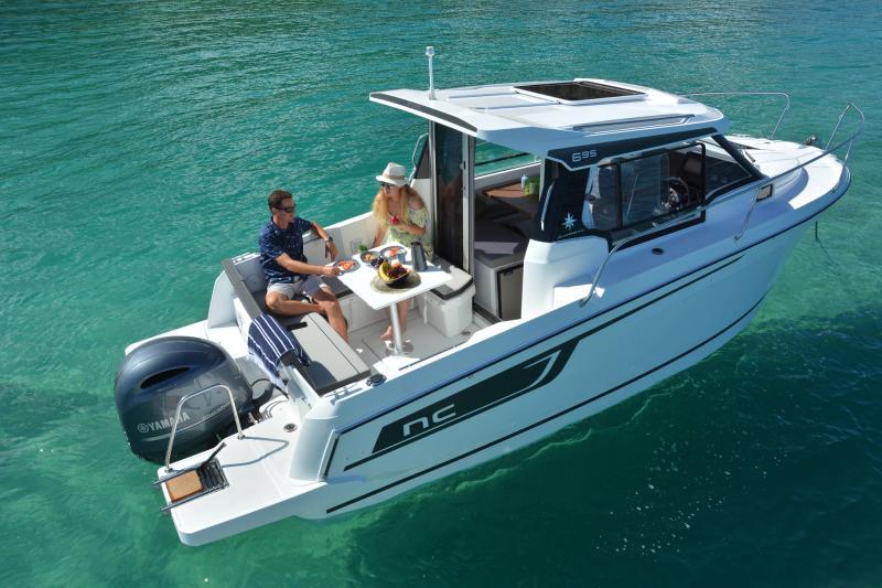 NC 695 Series 2 │ NC Weekender of 7m │ Boat powerboat Jeanneau  21027
