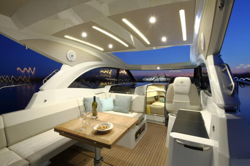 Leader 33 │ Leader of 11m │ Boat Inboard Jeanneau  18319