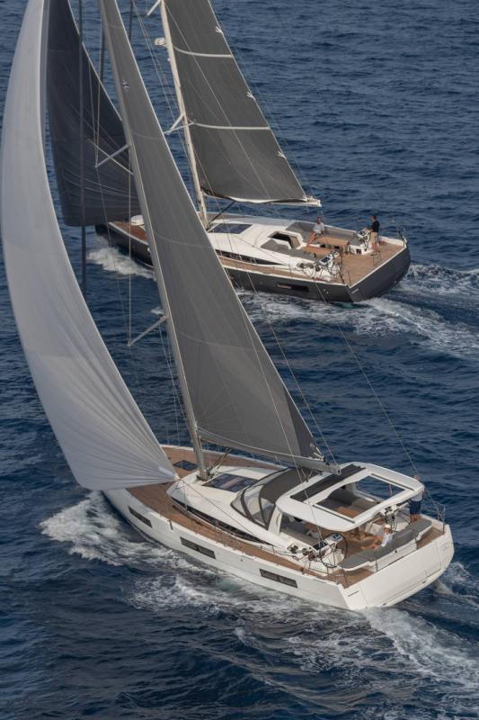 Jeanneau Yachts 60 │ Jeanneau Yachts of 18m │ Boat Barche a vela Jeanneau  23419