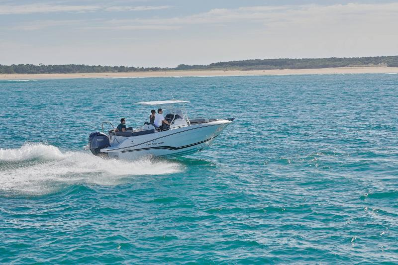 Cap Camarat 7.5 CC Série3 │ Cap Camarat Center Console of 7m │ Boat powerboat Jeanneau  23062